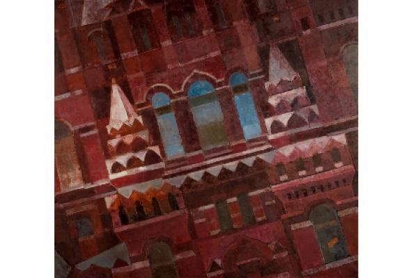 """Диана Воуба """"Москва. Империя"""" - Фото №2"""