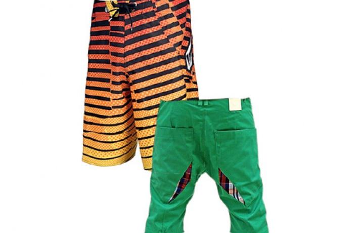 Где найти: Мужские шорты налето