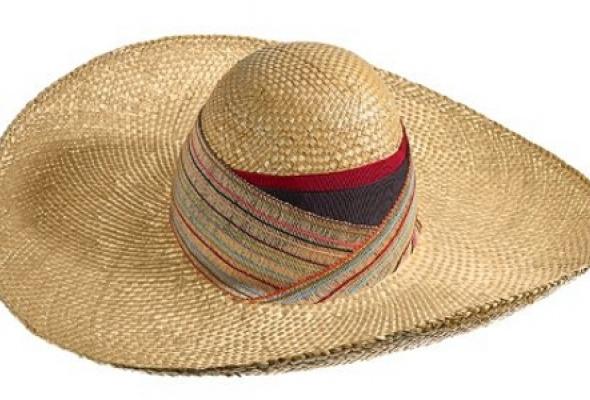 15широкополых шляп - Фото №7