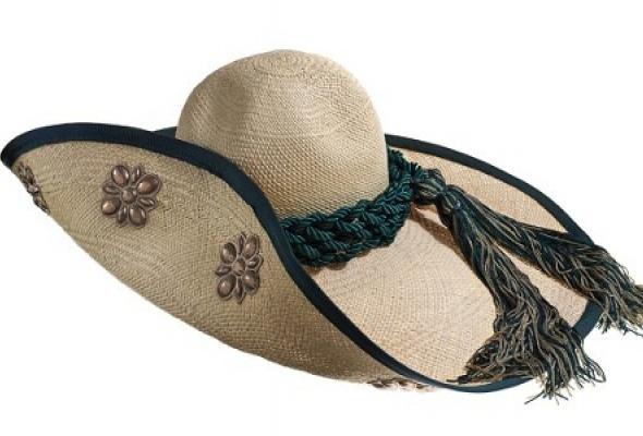 15широкополых шляп - Фото №8
