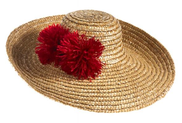 15широкополых шляп - Фото №10