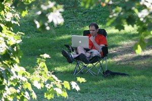 Впарке «Царицыно» появился беспроводной интернет