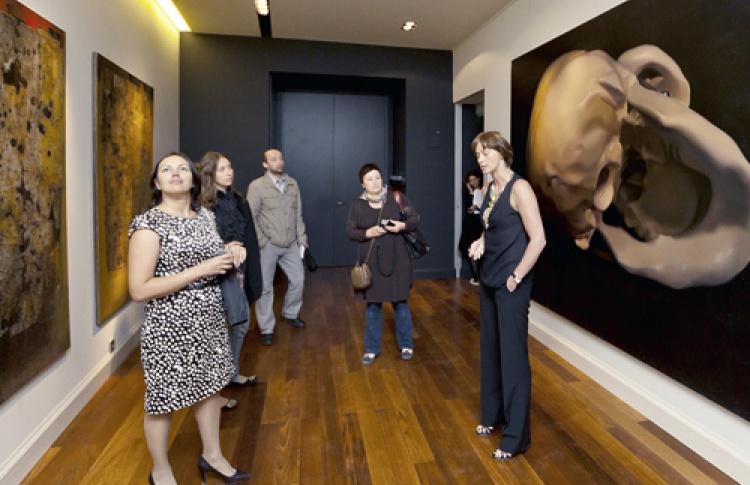 Выставка «2001-2011. Глава 1»