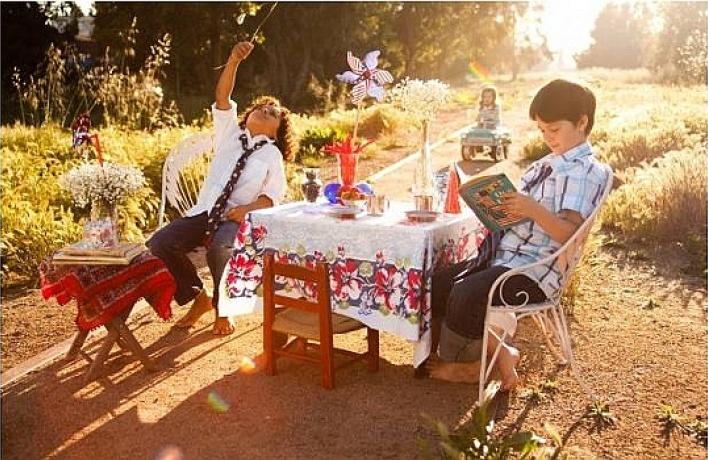 Ввоскресенье откроется первый детский дизайнерский рынок