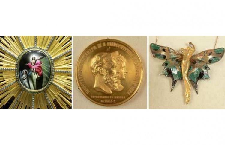 Золото. Металл богов и царь металлов