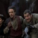 Вышел первый трейлер нового «Шерлока Холмса»