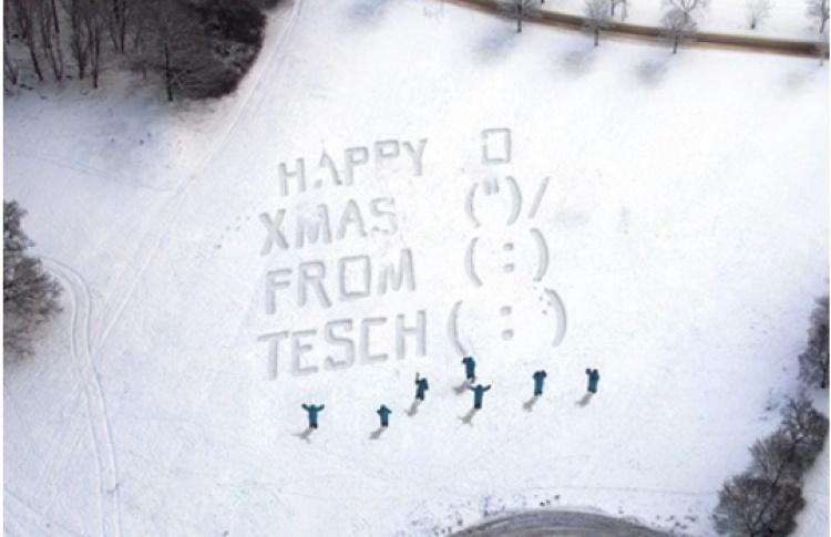 Манс и Йохан Тещ, агентство Tesch «Будущее рекламы»