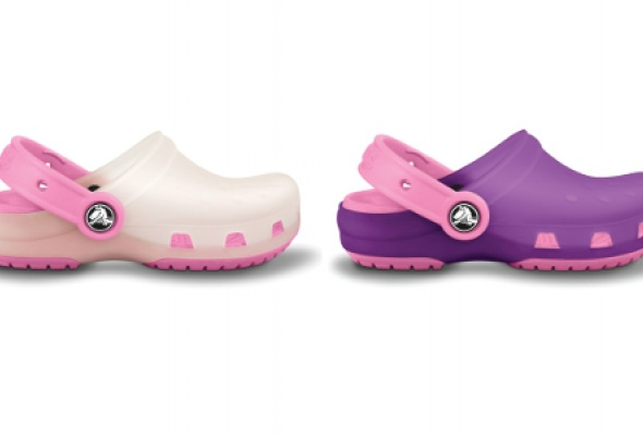 Детские «хамелеоны» Crocs - Фото №0