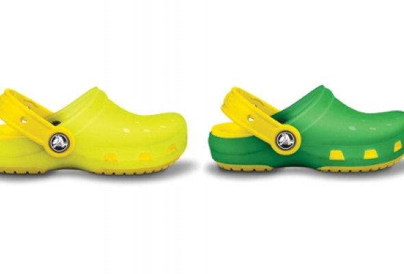 Детские «хамелеоны» Crocs - Фото №3
