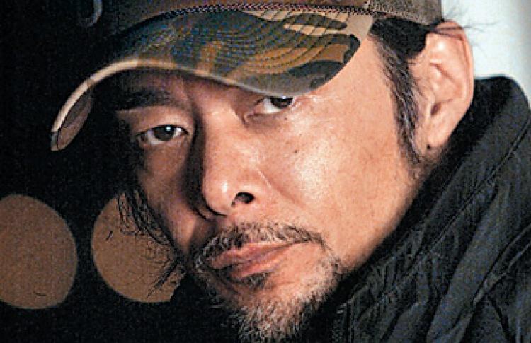 DJ Krush (Япония)