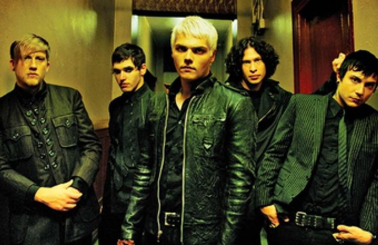 My Chemical Romance сражаются с комплексами посткризисного общества