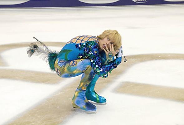 Лезвия славы: Звездуны на льду - Фото №3