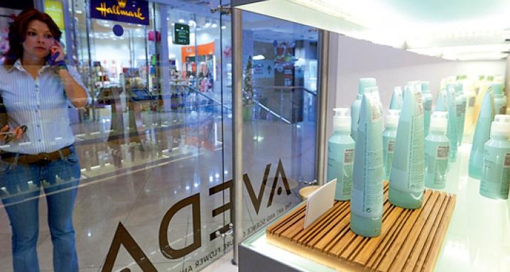 «Aveda Профиль Professional» в Европейском