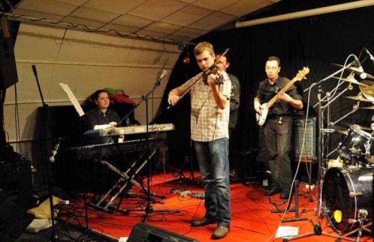 "Eliva Band, Pandora Snail, Коля Лукаш (группа ""Колесница Счастье"")"