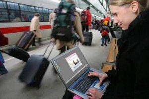 Навсех вокзалах появился wi-fi