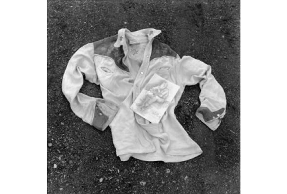 Альберто Гарсия-Аликс «Необратимость» - Фото №1