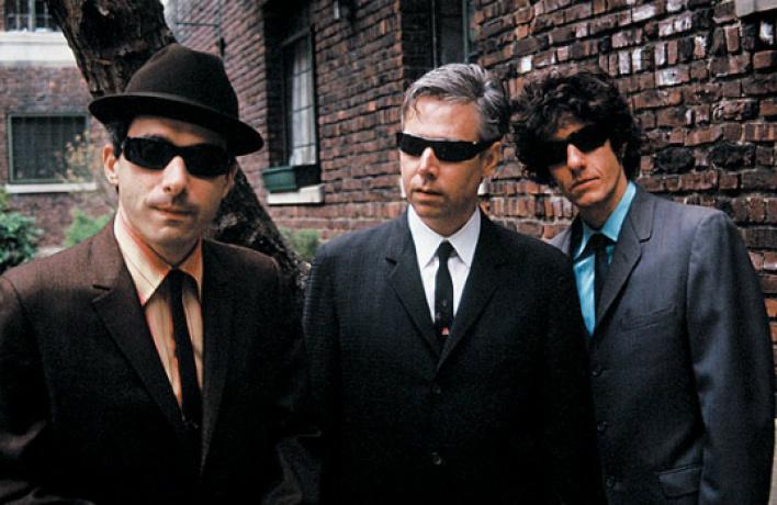 Beastie Boys только что выпустили онлайн-фильм