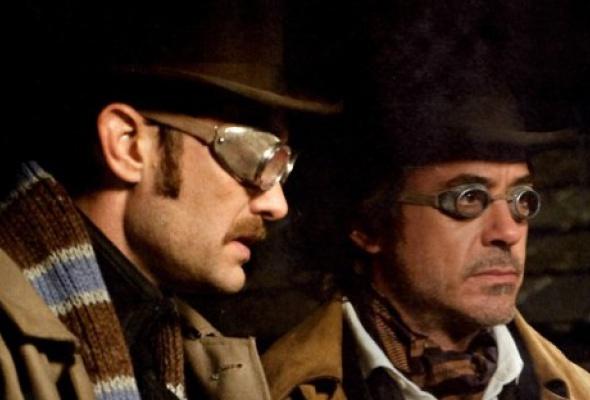 Шерлок Холмс: Игра теней - Фото №1