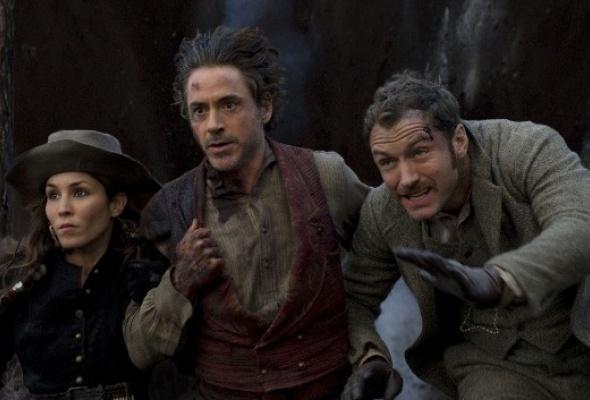 Шерлок Холмс: Игра теней - Фото №2