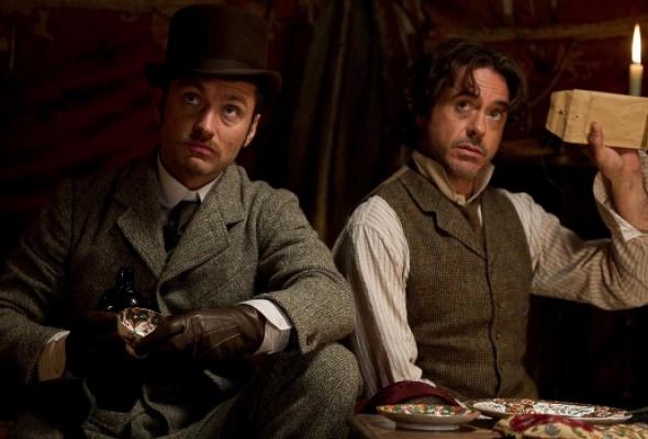Шерлок Холмс: Игра теней - Фото №3