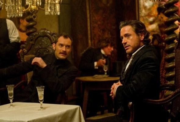 Шерлок Холмс: Игра теней - Фото №5