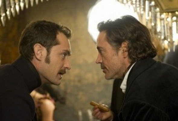 Шерлок Холмс: Игра теней - Фото №6