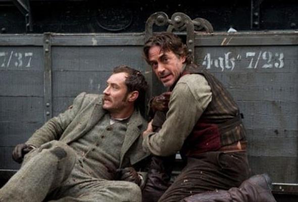 Шерлок Холмс: Игра теней - Фото №7