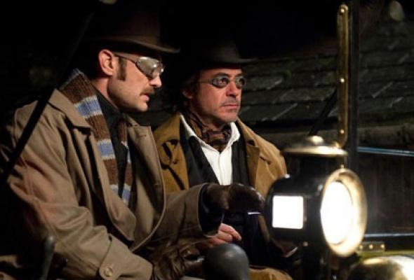 Шерлок Холмс: Игра теней - Фото №10