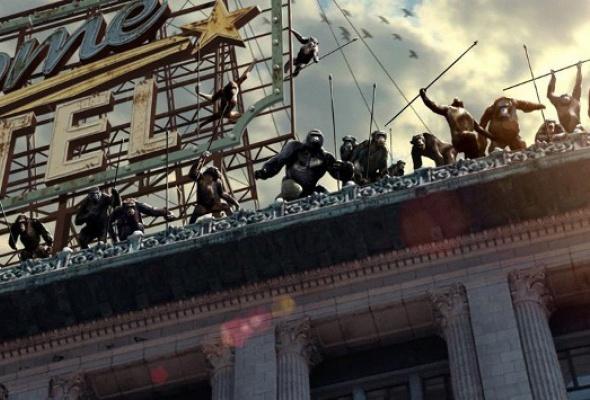 Восстание планеты обезьян - Фото №7