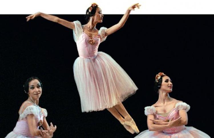 Гала-концерт артистов Национального балета Кубы