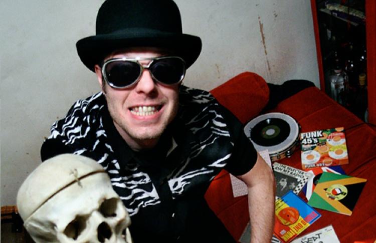 DJs Messer (worlddance), DaLida (electropunk)