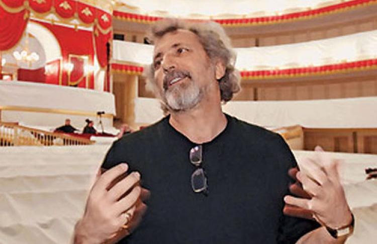 Борис Эйфман отмечает свое 65-летие гастролями вСанкт-Петербурге