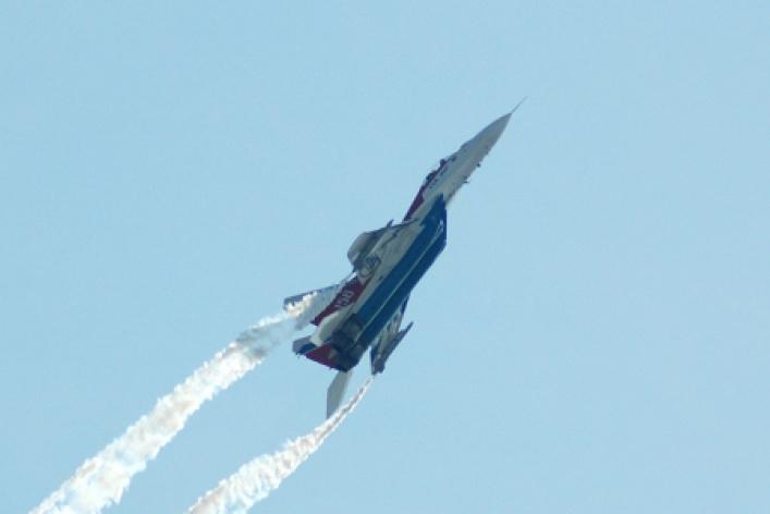 Авиашоу «МАКС-2011»