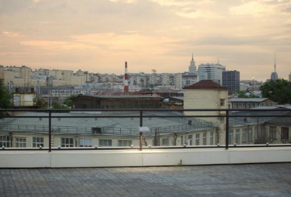 Крыша Artplay - Фото №3