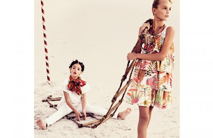 Вгороде открылся первый магазин детской одежды Catimini