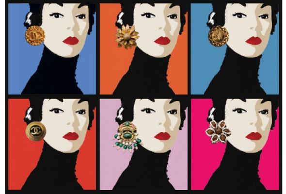 Бижутерия от Коко Шанель до наших дней - Фото №1