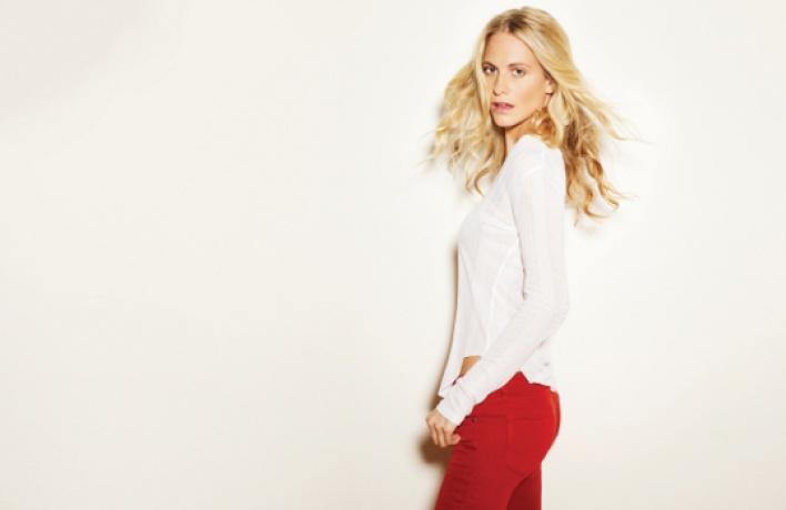 Лимитированная коллекция джинсов Paige Denim Roxbury поступила вЦУМ