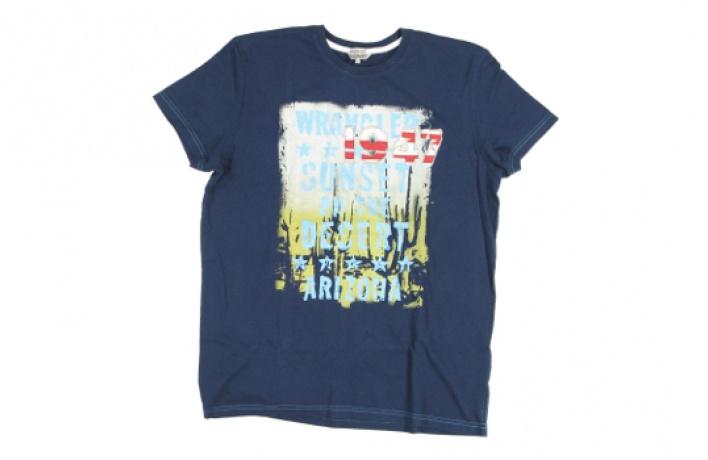 Принтовые футболки Wrangler
