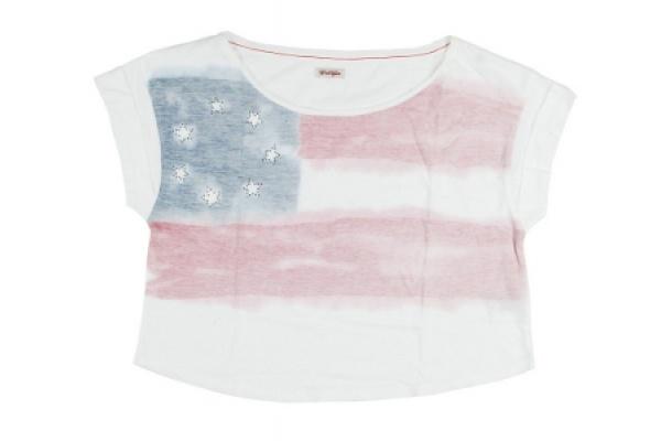 Принтовые футболки Wrangler - Фото №5