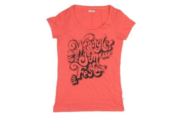 Принтовые футболки Wrangler - Фото №7