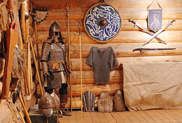 Музей эпохи викингов - Фото №0