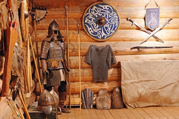 Музей эпохи викингов