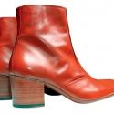 Мужские ботинки накаблуке