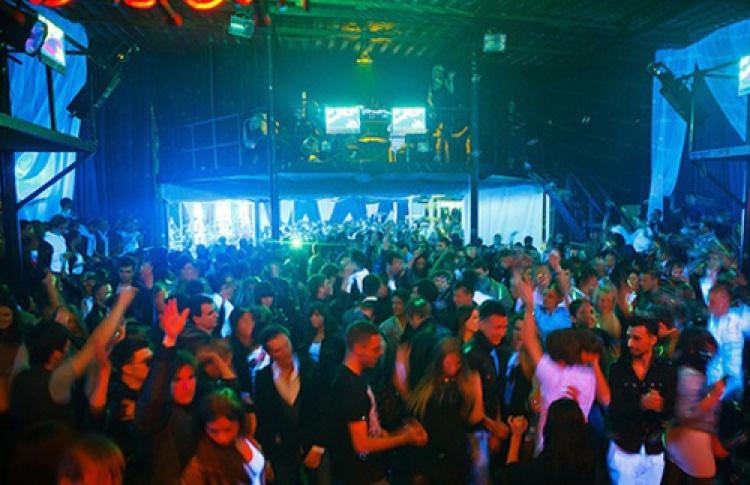 Вечеринка Dubstep + Vozduh