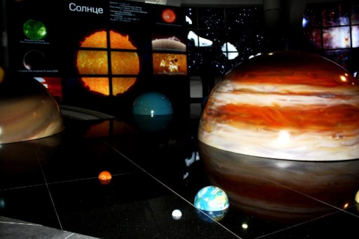 Московский планетарий: фоторепортаж