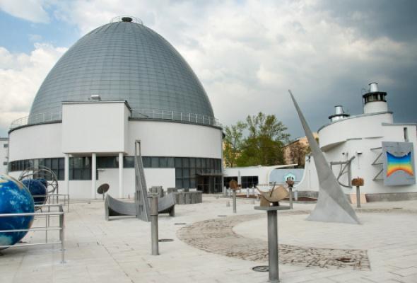 Московский планетарий: фоторепортаж - Фото №14