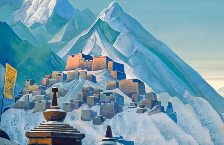 """""""Европейцы на Востоке"""": """"Тибет. Мечты и реальность"""""""
