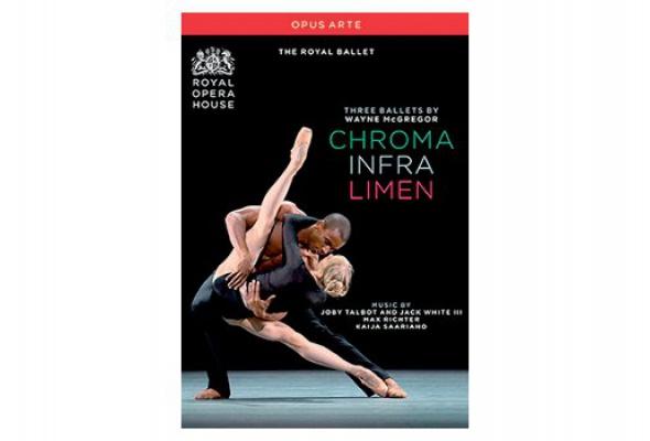 Новые балетные DVD - Фото №0