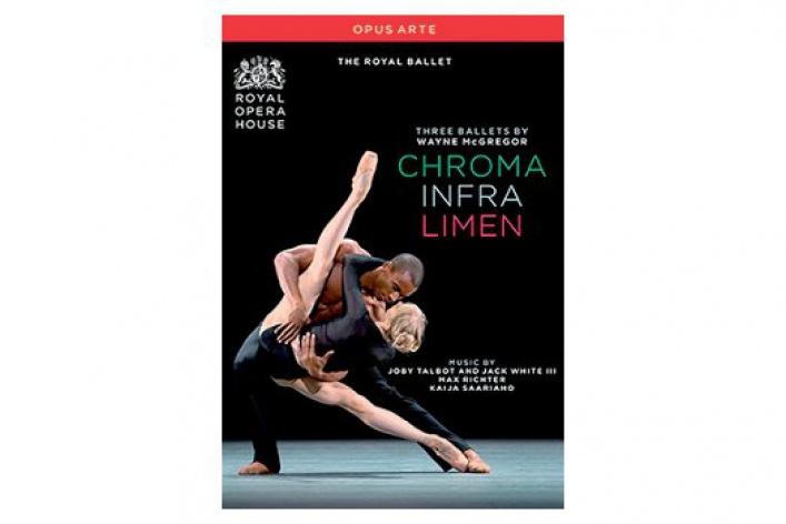 Новые балетные DVD