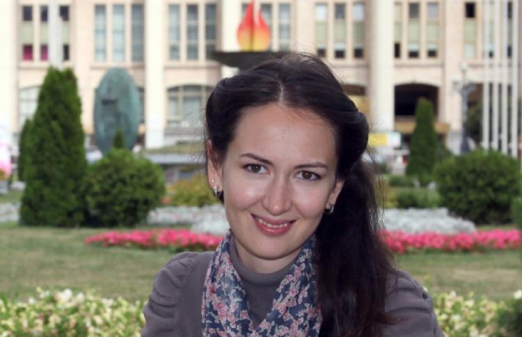 Юлия Журкина